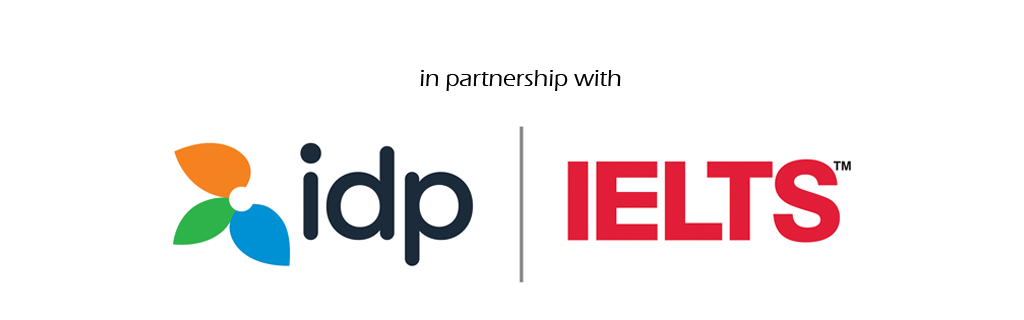 We are in partnership with IDP